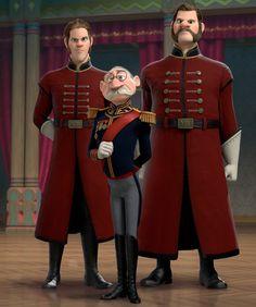 Okay, can we talk about how handsome his henchman on the left is? All Disney Movies, Disney Pixar, Walt Disney, Frozen Kids, Frozen 2013, Frozen Musical, Frozen Decorations, Frozen Costume, Theatre Costumes