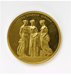 Patron's Medal, Royal Academy of Arts   Wyon, William   V Search the Collections