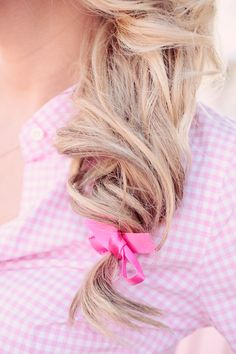 Being a girly girl! I Believe In Pink, Small Town Girl, Pink Gingham, Mademoiselle, Pink Summer, Everything Pink, Country Girls, Country Life, Girly Girl