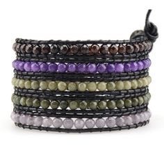 Victoria Emerson Bracelet from the Purple collection !