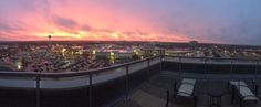 The sunset from our rooftop Sky Lounge is spectacular! Our residents capture the best pictures.