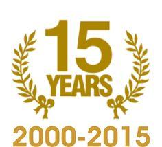 15 Anniversario Gelma -15 th anniversary Gelma