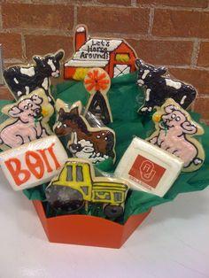 Barnyard #cookiesbydesignokc