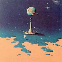 "While the two preceding ELO albums, Discovery and Xanadu, were heavily influenced by pop and disco, Time is much closer to ELO's roots of progressive rock music. Songs like ""Ticket To The Moon"", ""The Way Life's Meant to Be"", ""Rain Is Falling"", and ""21st Century Man"" are reminiscent of material from the A New World Record through Out Of The Blue era of ELO, while other tracks explore new influences such as New Wave."