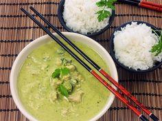 Recept na toto úžasně rychlé, nekalorické, lehce pikantní asijské jídlo skvělé chuti, jsem si dovezl z dovolené přímo od thajského rodinného stolu.
