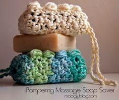 free soap cover crochet pattern
