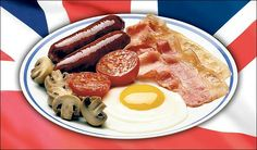 The great English fry up....done properly!