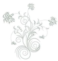 Beautiful whitework is a heritage dream. Whitework has been around for centuries and it's a style that never goes away. Tone-on-tone beauty adds elegance to any decor item. Whitework is timeless. Machine Embroidery Designs, Embroidery Patterns, Sewing Art, Crewel Embroidery, Monogram Fonts, Adult Coloring, Decorative Items, Artsy, Design Inspiration