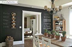 Меловые интерьерные доски своими руками | Сделано руками. Handmade interior-уютный декор для дома.