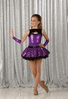 1350e7d68 WHAT IT TAKES Purple Tap Dress HALLOWEEN Dance Costume SIZE CHOICE | eBay  Halloween