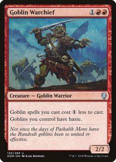 FOIL Magic mtg Guide Gobelin PREMIUM English Goblin Guide Zendikar