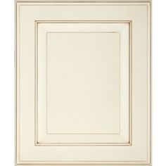 Schuler Cabinetry Princeton 17.5-in x 14.5-in Morel Glazed Burnt Sienna Maple Square Cabinet Sample