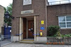 Eltham Police Station, Well Hall Road