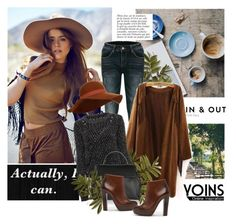 """""""YOINS"""" by elly-852 ❤ liked on Polyvore featuring Anja, Accessorize, Lanvin and Ralph Lauren"""