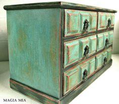 Magia Mia: My latest Treasure Chest Masterpiece......