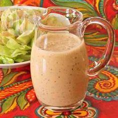 Molho de gengibre com iogurte @ allrecipes.com.br