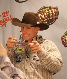 Tuf Cooper at the NFR in Las Vegas. Cute Country Boys, Country Men, Rodeo Cowboys, Hot Cowboys, Redneck Boys, Rodeo Events, Rodeo Time, Bull Riders, Cowboy And Cowgirl