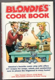 Blondie's Cookbook
