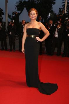 Amy Poehler in Stella McCartney at Cannes 2015