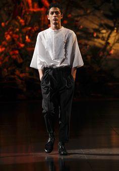That's why i love DG. Dolce & Gabbana Sfilata Uomo – AW14 #mfw #fashion #moda #uomo
