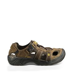 Teva Men's Omnium Sandal,Brown,10.5 M US * Check this awesome product by going to the link at the image.