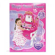 Juguete TOCADOR CON PIANO MUSICA Y LUZ Precio 36,59€ en IguMagazine #juguetesbaratos