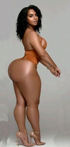 on bodies naked Pinterest thick