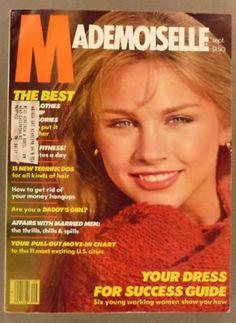 September 1979 cover with Michelle Stevens