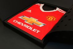 Cyberpac   Adidas / Manchester United Press Launch Boxes