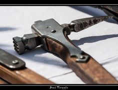 Médiévales de Commequiers by nicolas biraud on Flickr.  medieval spiked war hammer