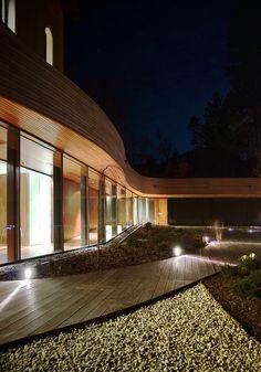 Villa Extension in Bled, Slovenia by OFIS arhitekti