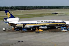 British Caledonian Airways McDonnell-Douglas DC-10-30