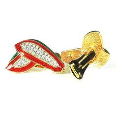 streitstones Aubergine Metall-Ohrklips mit Swarovski vergoldet und emailliert bis zu 50 % Rabatt streitstones http://www.amazon.de/dp/B00V93ZWNM/ref=cm_sw_r_pi_dp_fRrfvb0FNVND0