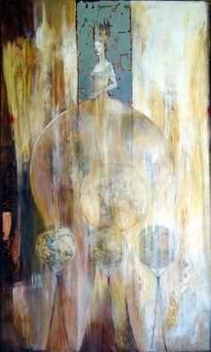 Joan Dumouchel - Contemporary Artist - Figurative Painting: