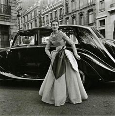 1950 Photo by Willy Maywald