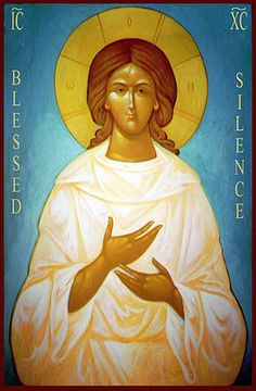 This icon of Jesus Christ, the Blessed Silence, written by the hand of Mother Anastasia, represents Our Lord in His first 30 years when He lived among His people and was silent concerning His Divin… Religious Icons, Religious Art, Anima Christi, Jesus Prayer, The Cross Of Christ, Faith In Love, Light Of The World, Orthodox Icons, Sacred Art