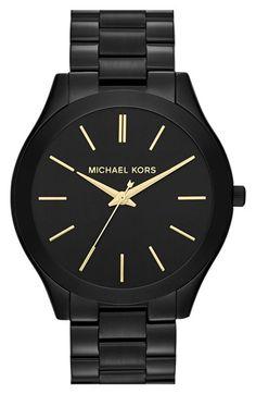 Slim Runway - Michael Kors #watch