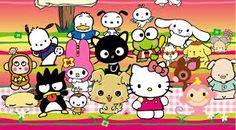 Resultado de imagen para personajes de hello kitty