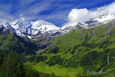 zelené hory v rakousku