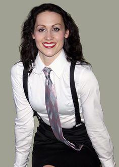 Women Ties, Suits For Women, Women Wearing Ties, Bowties, Neckties, Suspenders, Well Dressed, Women Accessories, Braces