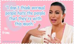 kim kardashian's ugly cry valentine.