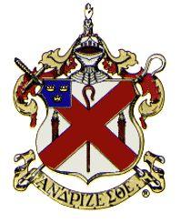 [X over man/I?] Epsilon Phi Chapter of Alpha Chi Rho Fraternity