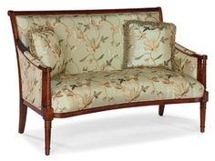 Fairfield Chair Company Living Room Settee