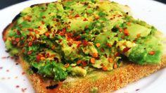 The Vegetable Diaries: Avocado Toast
