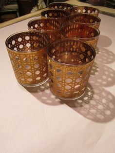 these are so great!  double old fashion glasses