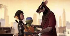 No! Why did splinter have to die...again!! And forever this time shredder will pay!! Sorry splinter is one of my favorite characters so I get really sensitive when this happens
