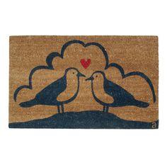 Seagull Doormat 22x36 Navy