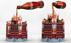 Coke Mass display