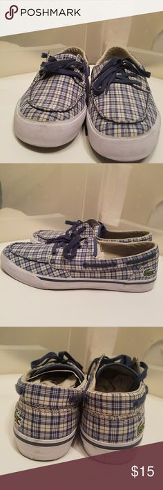 Lacoste Boat Shoes Plaid Boat Shoes Lacoste Shoes Boat Shoes