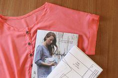 Handmade Style Tunic Sew Along
